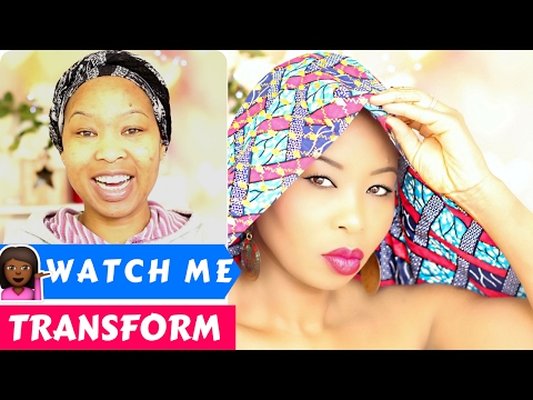 GRWM - Watch me Transform - BASIC TO BADDIE -  Easy makeup tutorial - TRANSFORMATION GRWM