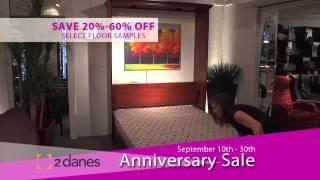 Murphy Bed Nashville - 2 Danes Furniture