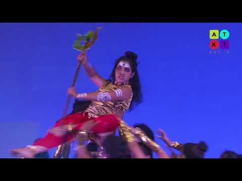 Brilliant Mythological Dance Performance By SJCE Mysore Students | Alcheringa 2018