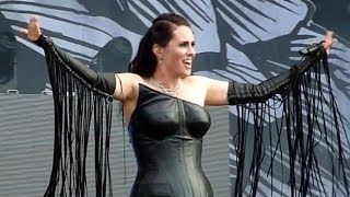 Within Temptation - Dangerous (Live - Download Festival, Donington, UK, June 2014)