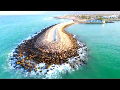 Jebel Sifah Resort, Muscat, Oman | 4K UHD | منتجع جبل السيفة - مسقط، عمان