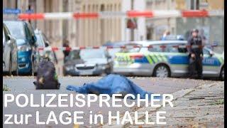 """POLIZEI IN HALLE: """"Ein Opfer war Gast des Dönergeschäfts – zweites eine Frau"""""""