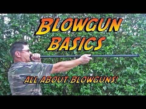 Blowgun Basics