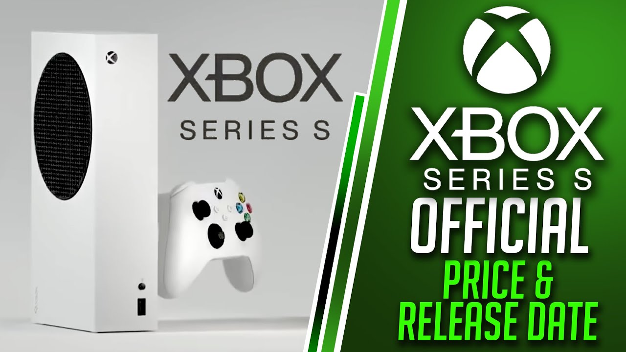 OFFICIAL Xbox Series S Price, Release Date & Specs Confirmed | Xbox Series X Price LEAK | Xbox N