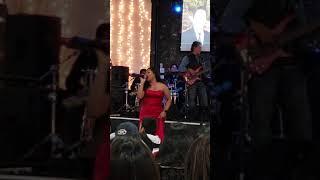 Maria Simorangkir Live In Denver Colorado Feb 2019