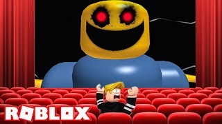 N'ALLEZ SURTOUT PAS VOIR CE FILM ! Roblox Camping Cinema