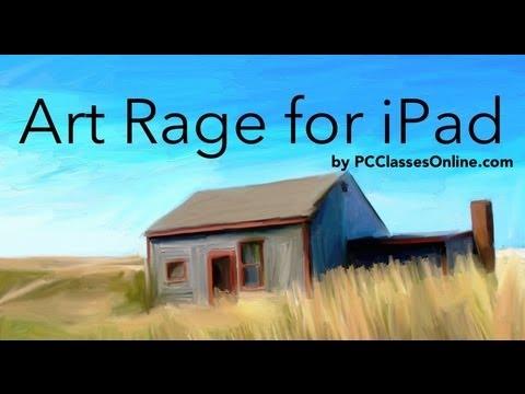 Art Rage for iPad - Paint on your iPad