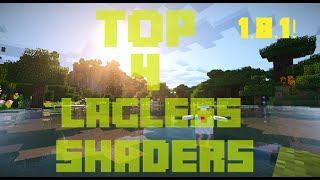 Top 4 LOW END Minecraft Shaders/shader mods [Minecraft 1.8.1] (Little to no FPS drop)