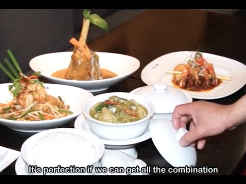 THAI SILK Pt.3   London Restaurant Interview By BEE XOOMSAI