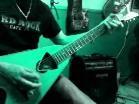 Scorpions - Holiday - Instrumental Cover (live version)
