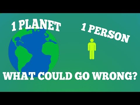 What If Everybody On Earth Vanished Except YOU (What Would YOU Do If Everyone Disappeared)