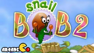 Snail Bob 2 Walkthrough - Levels 13 - 25