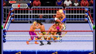 WWF Royal Rumble - -Royal Rumble Match- Vizzed.com - User video