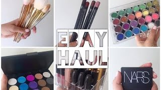 eBay & AliExpress HAUL | Under $5 | Swatches