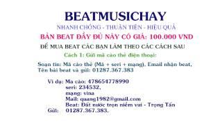 Mot doi cho con - Beat chuan
