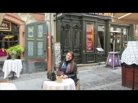 VLOG: ЛЬВОВ #1 ❤ ДР мамы ❤ Лучшие рестораны ❤ Архитектура/Достопримечательности ❤ Рум Тур