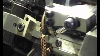 LUZ - Macchina  catena Zar - Zar chain making machine
