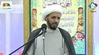قصة الرسالة الذهبية للإمام علي بن موسى الرضا عليه السلام - الشيخ أحمد سلمان