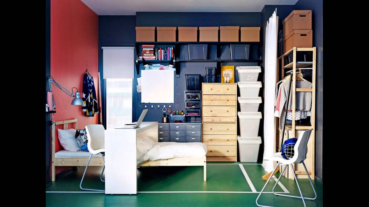 Dorm Room Inspirations from IKEA - YouTube