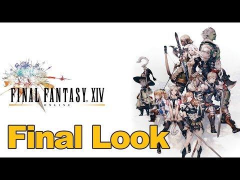 Final Fantasy XIV Gameplay Final Look - MMOs.com