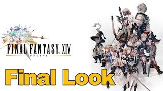 Final Fantasy XIV Gameplay Final Look - MMOs.com