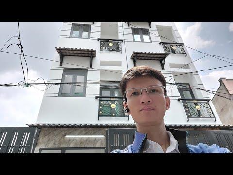 Livestream Bán Nhà Đẹp 2 Lầu Mới Xây 3,1x11m Đường Bông Sao P5 Quận 8
