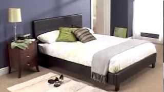 Snuggle Beds - Nadia Bed Frame (brown)