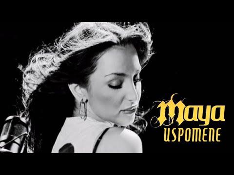 Maya Berović - Uspomene - (Official Music Video)