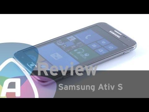 Samsung Ativ S review (Dutch)