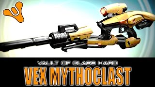Destiny: Finally The Vex Mythoclast Is Mine!