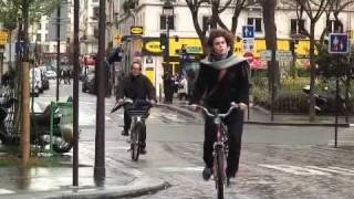 Rethinking Streets in Paris(Back in July I made a video about Paris' public bicycle system, Velib. Its success must in part be credited to the provisions made for safe cycling and the ..., 2009-06-04T21:08:37.000Z)