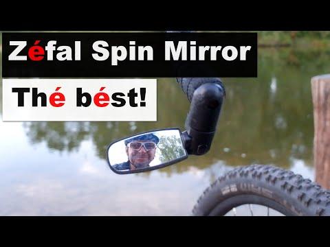 Обзор лучшего велосипедного зеркала Zefal Spin для моего Pride Rocx Tour