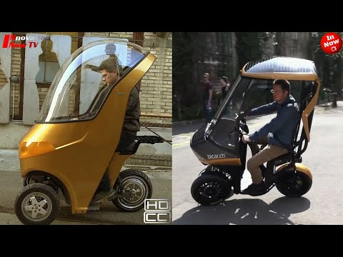 Awesome Personal Transportation