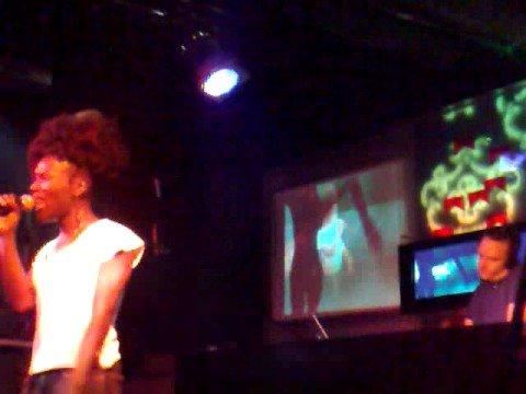 Elisabeth Troy at Radost FX