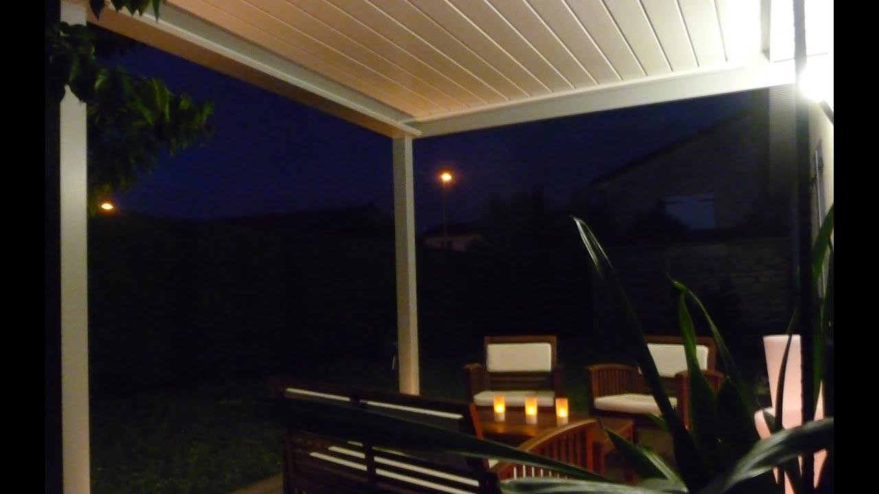 une pergola bioclimatique solisysteme de a z de la conception 3d l 39 installation youtube. Black Bedroom Furniture Sets. Home Design Ideas