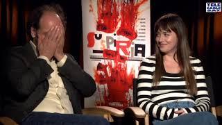 Interview de Dakota Johnson et de Luca Guadagnino pour Suspiria