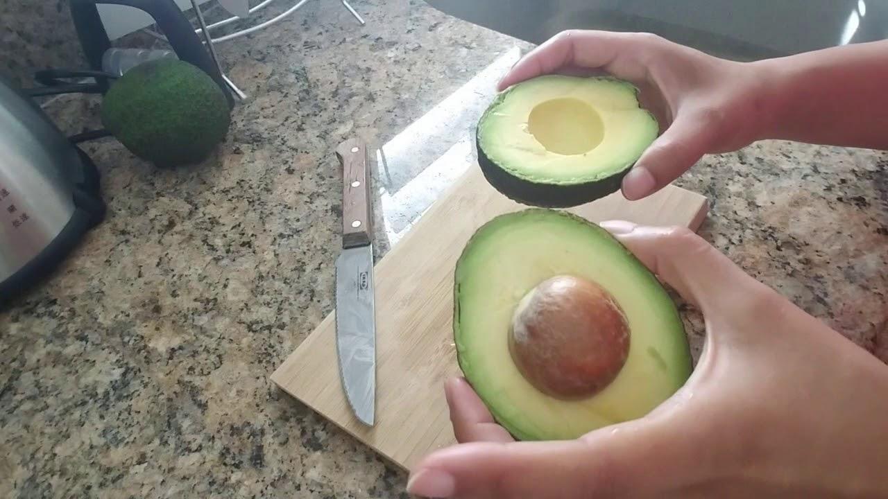 如何吃超級抗氧化! 提升新陳代謝! 提高體溫! 助燃脂助排便的酪梨(牛油果) - YouTube