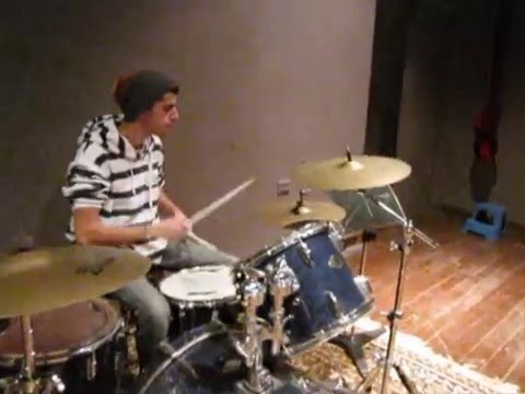 paramore drums cover nave