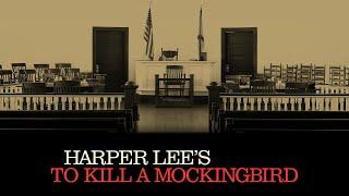 To Kill a Mockingbird — September 29–October 4