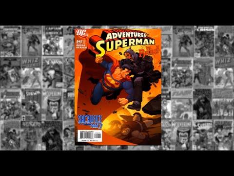 "Adventures of Superman: #642 - Sacrifice Part 3, "" Countdown to Infinite Crisis"", Book 22"