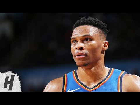 Brooklyn Nets vs Oklahoma City Thunder - Full Game Highlights | March 13, 2019 | 2018-19 NBA Season