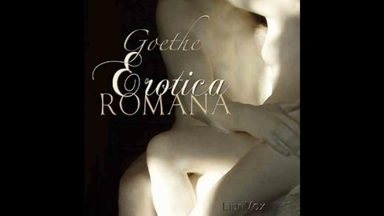 Erotic goethe poem