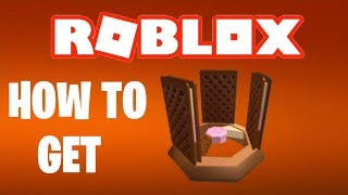 [PROMOCODE] How to get NEAPOLITAN CROWN - Roblox