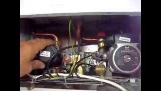 видео Газовые котлы Electrolux