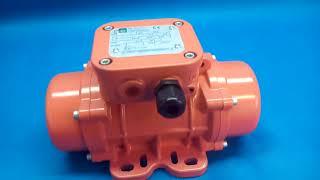 Electric Oli Vibrator Vibrator Motor Pump OLI MVE 50/3 12V video