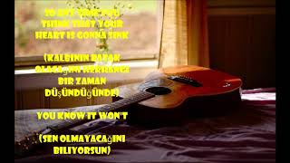 One Direction I Want To Write You A Song Türkçe Çeviri