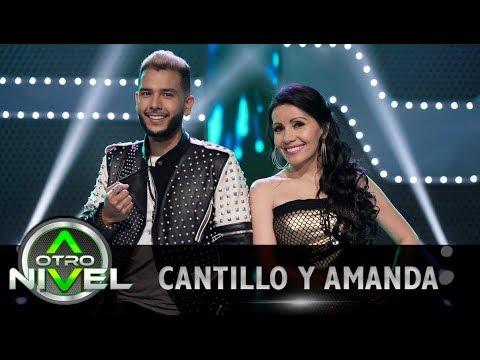 'Amor Con Amor Se Paga'  - Cantillo Y Amanda Muñoz - Fusiones | A Otro Nivel