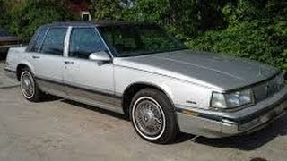Look at a 1988 Buick Electra Park Avenue