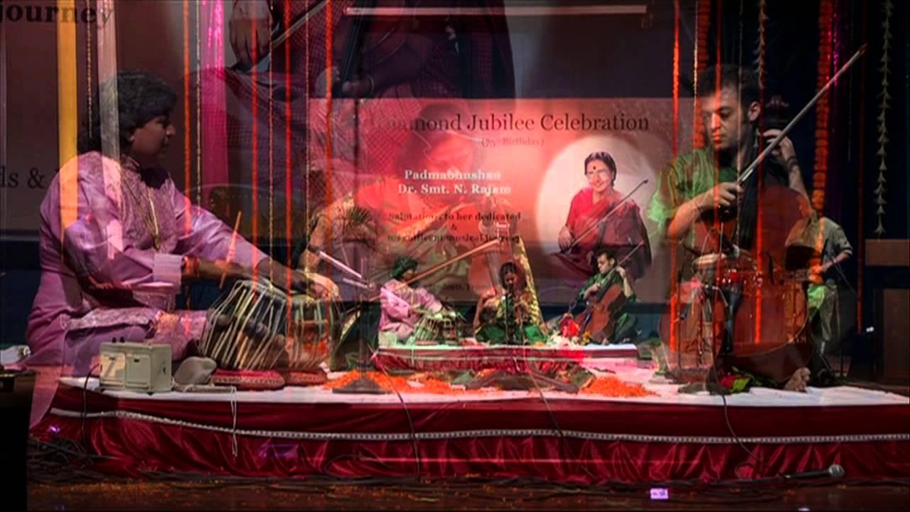 Fusion - Sangeeta Shankar, Ashwin Srinivasan,Taufiq Qureshi, Ramkumar Mishra - 1