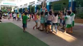 Tập thể dục buổi sáng Trường Mầm Non 27 Bình Thạnh - Hài hước Tếu lâm
